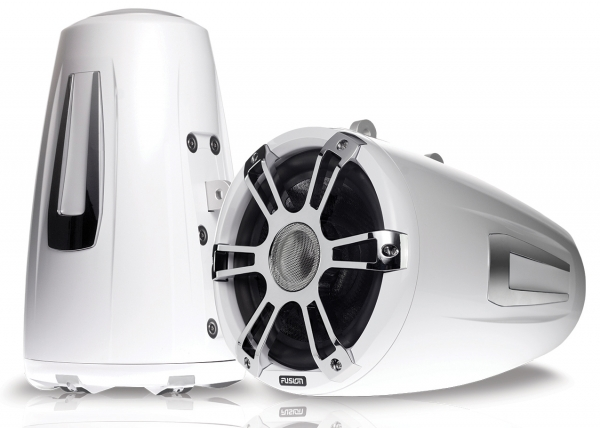 Fusion marine Signature Wake Tower Lautsprecher SG-FT88SPW (weiß)