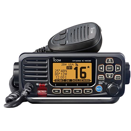 ICOM IC-M330GE UKW mit GPS See-/Binnenfunkanlage
