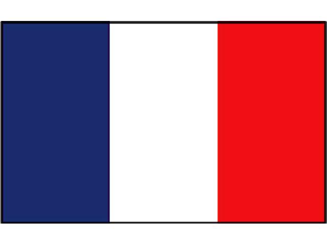 Talamex Flagge Frankreich (verschiedene Größen)