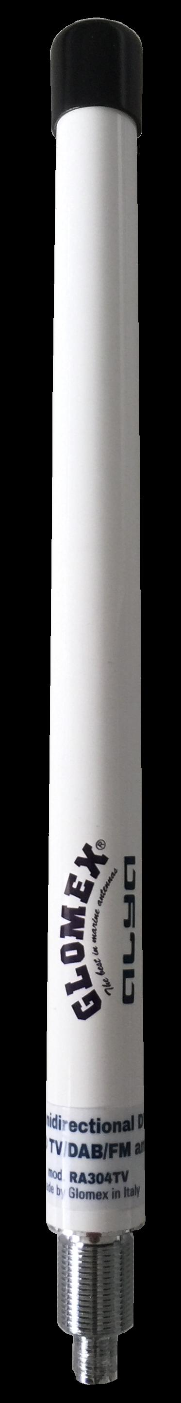 Glomex RA304TV Antenne für TV und DAB
