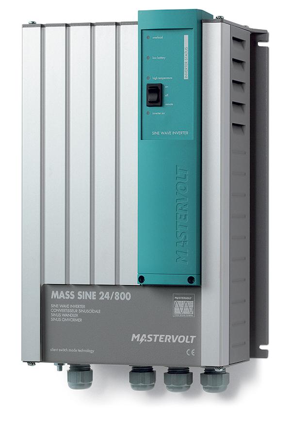 MASTERVOLT Mass Sine 24/800 Sinus Wechselrichter
