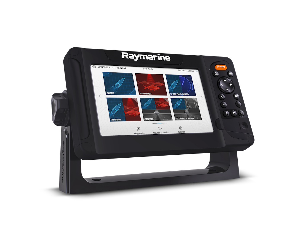 Raymarine Element 7s GPS Kartenplotter