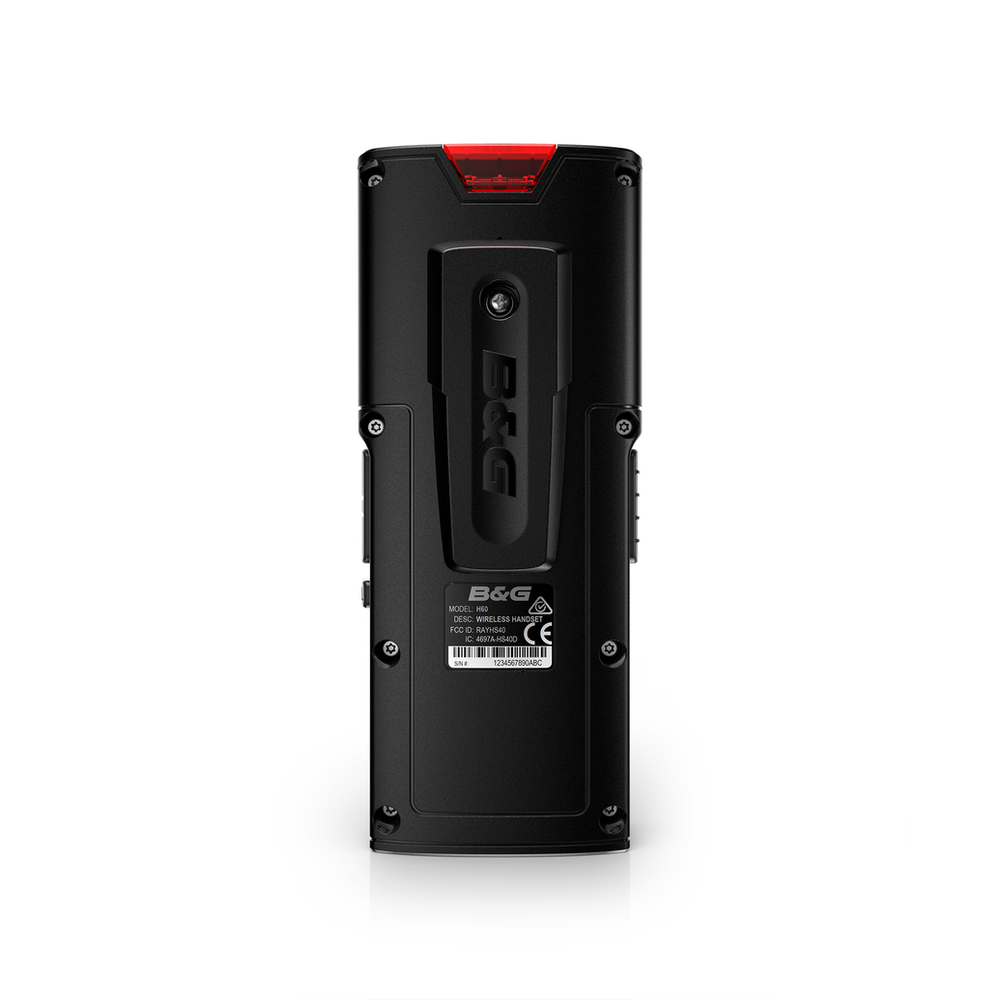 B&G H60 kabelloses Zweitbedienteil für V60