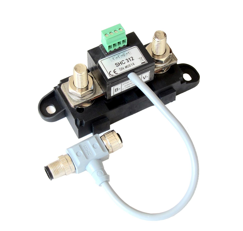 Philippi SHC-312 Batterie Mess Shunt