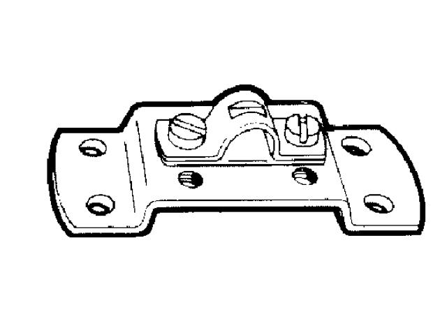 Ultraflex Befestigungsschelle L3