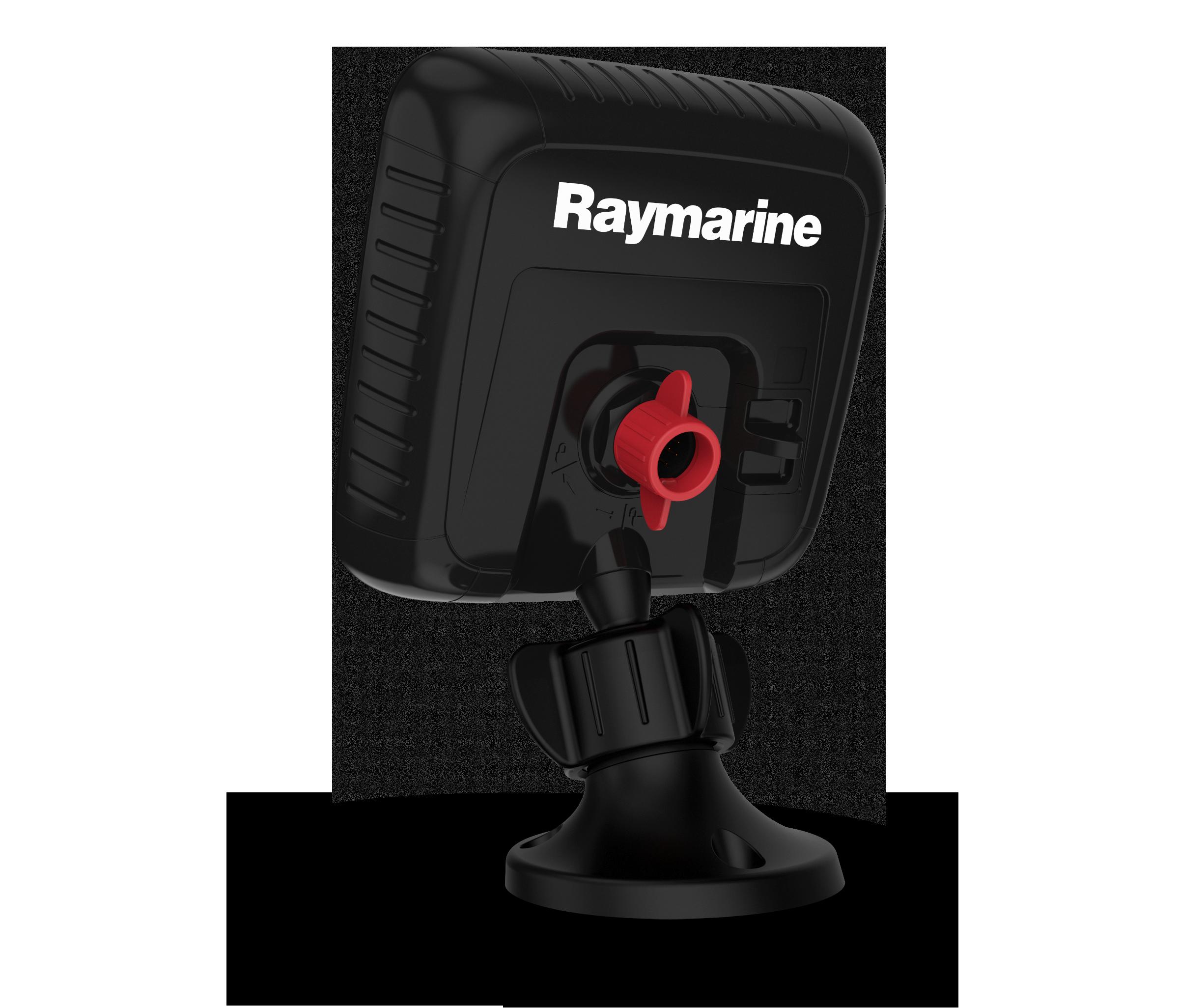 Raymarine Dragonfly 4 Pro hinten