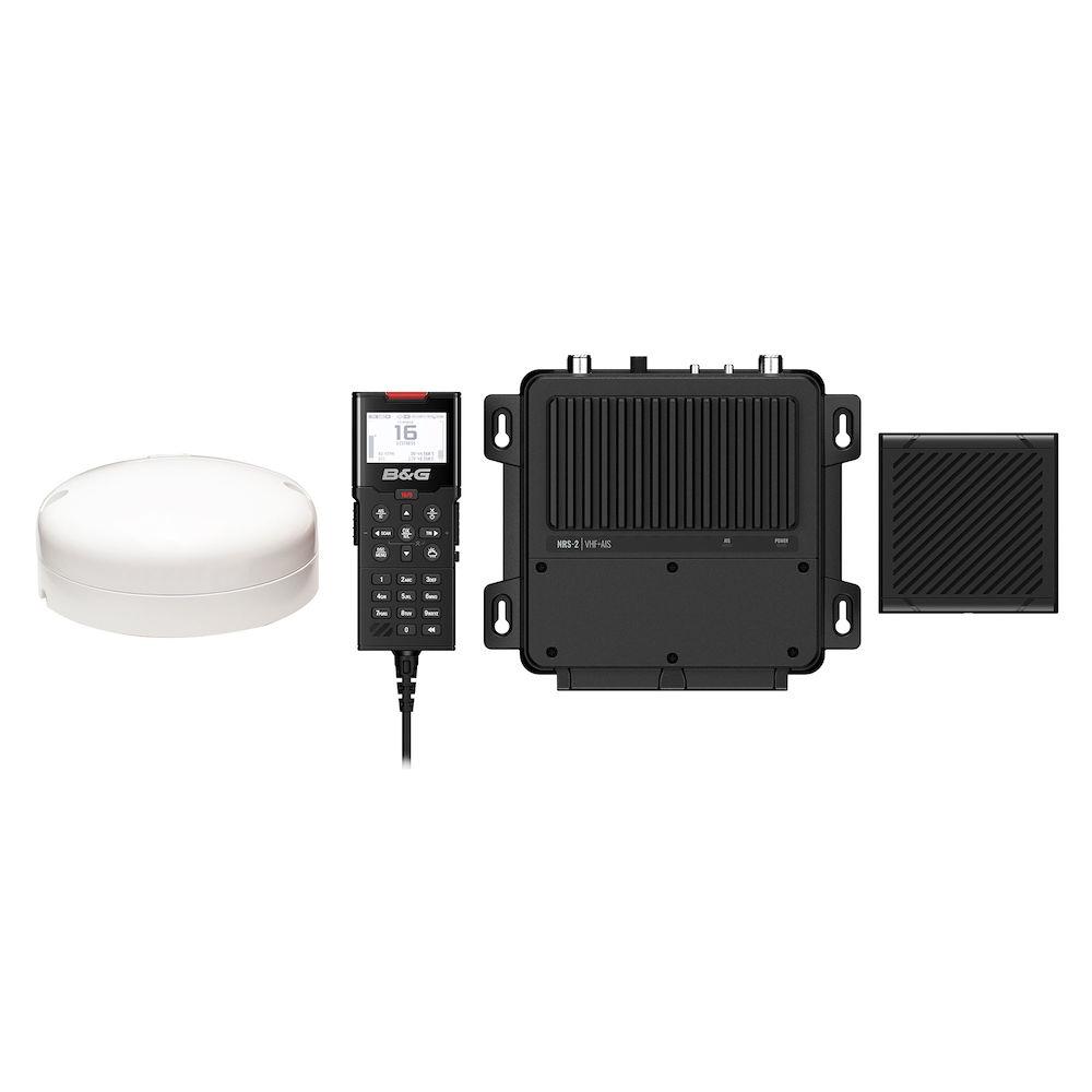 B&G V100-B BlackBox UKW Anlage DSC ATIS AIS RX/TX