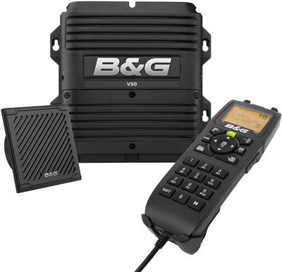 B&G V90S Black Box UKW See- / Binnenfunkanlage (DSC/ATIS) inkl. AIS Rx