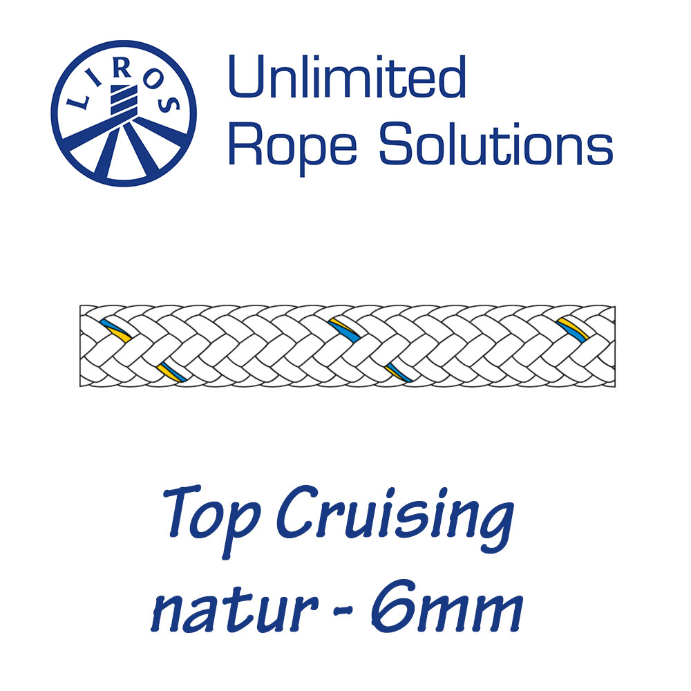 Liros Top Cruising Kf natur 6mm