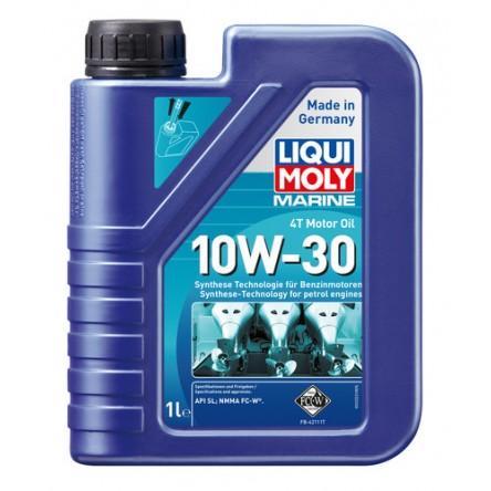 Liqui Moly Marine 4T Motor Öl 10W-30 1000ml