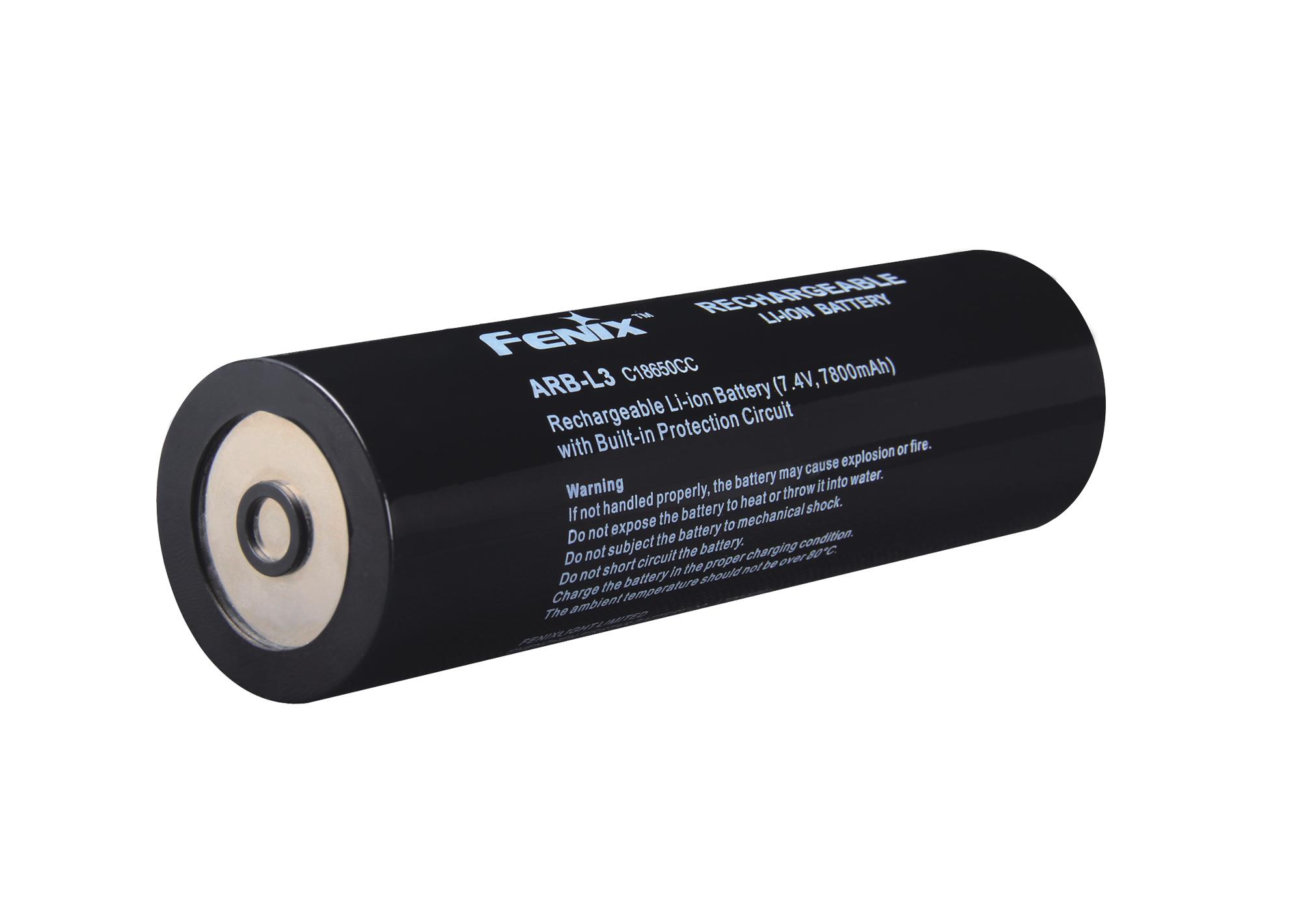 Fenix ARB-L3 Li-Ionen Akku für RC40