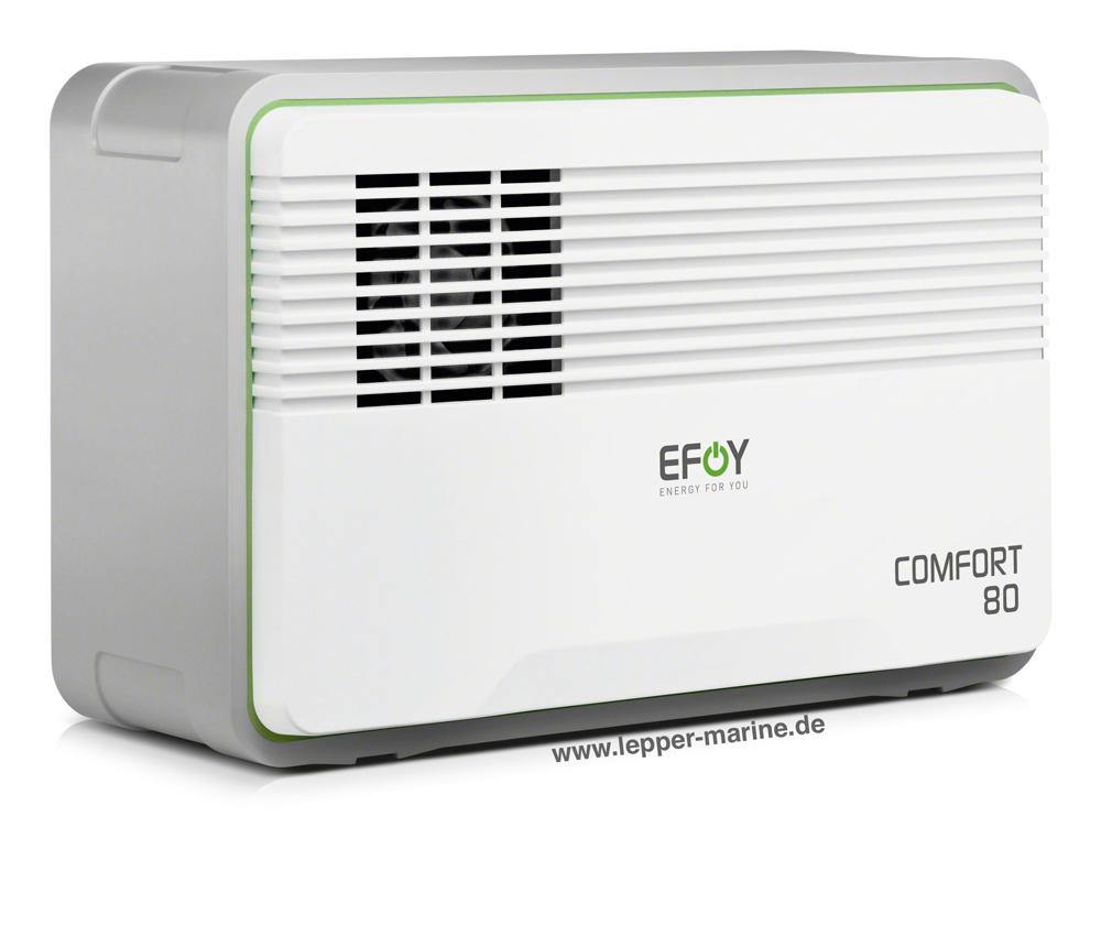 EFOY Brennstoffzelle Comfort 80i bei LEPPER marine