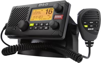 B&G V50 UKW Funkgerät See- und Binnenfunk (DSC/ATIS)