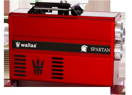 WALLAS Spartan Air Diesel-Heizung 1400-4500W