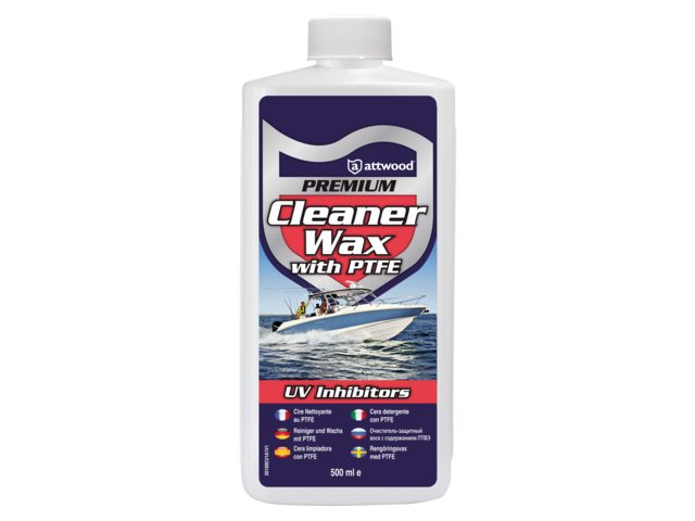 attwood Premium Cleaner Wax mit PTFE