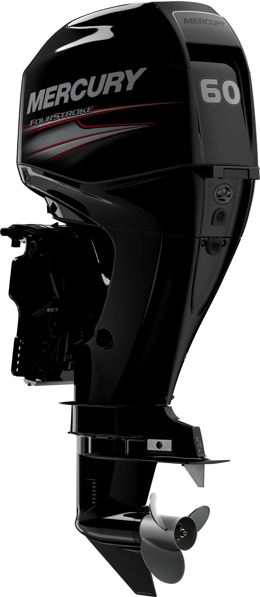 Mercury 60PS Außenborder EFI 4 Zylinder 995ccm