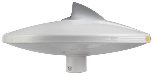 Glomex V9125 AGCU DVBT2 Antenne TV und Radio