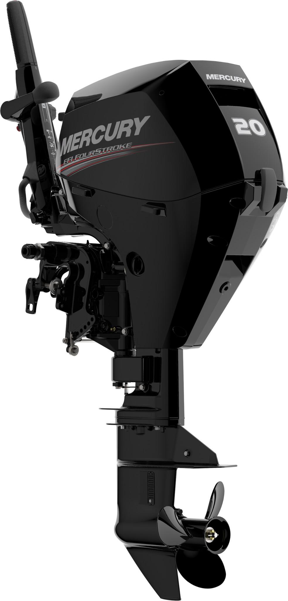 Mercury Außenborder 20 PS EFI FourStroke Version MH