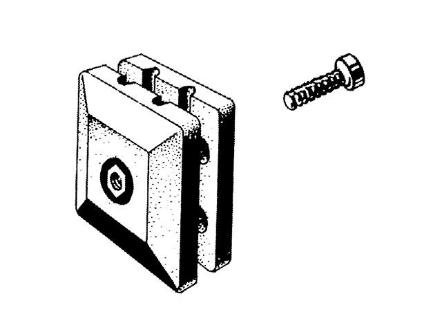 Nawa Parallelkonnektor für Fenderkörbe (2 Stk)