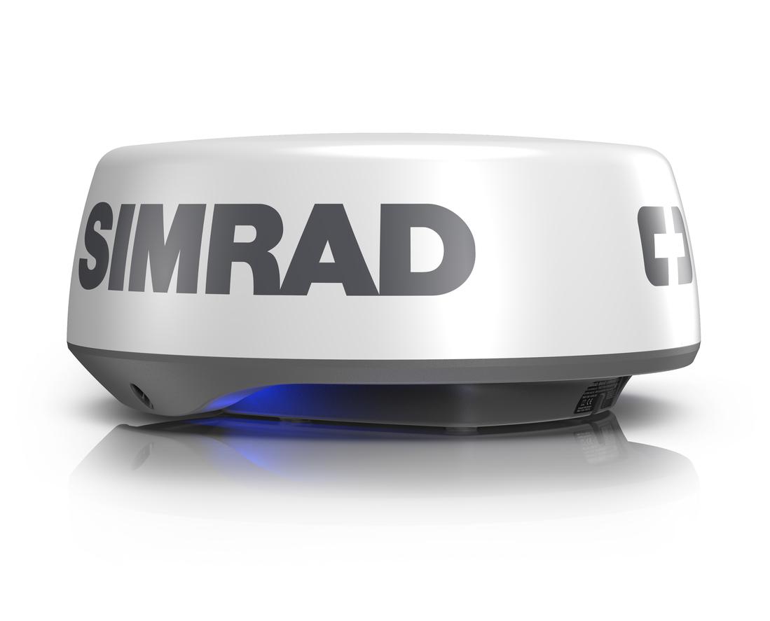 Simrad HALO20+ Pulskompressions Radar