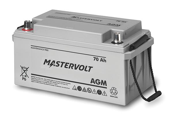 Mastervolt AGM Batterie 12V 70Ah