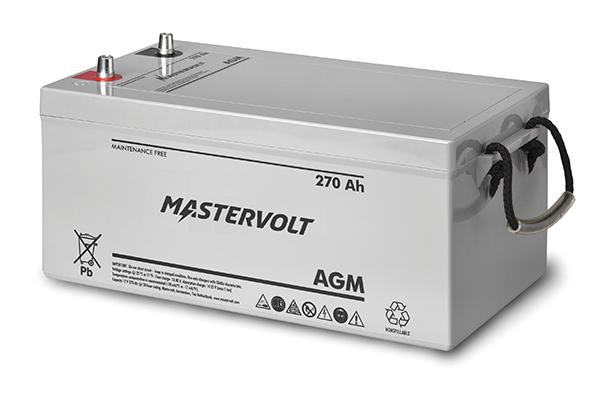 Mastervolt AGM Batterie 12V 270Ah
