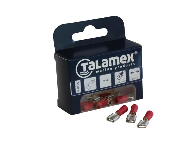 Talamex Flachsteckerhülse (verschiedene Typen)