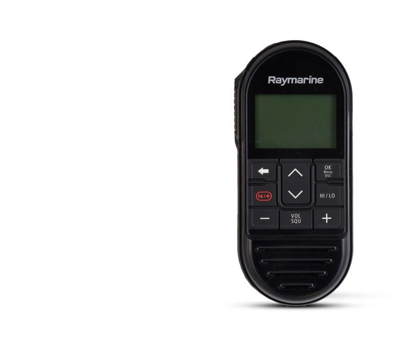 Raymarine kabellose Zweitbedienstation ohne WLAN Hub einzeln