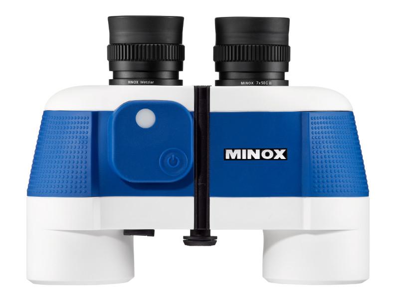 Minox BN 7x50 C II Marine Fernglas mit Kompass