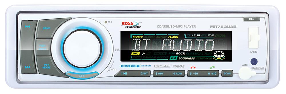 Boss Marine Audio Marine Radio 752UAB