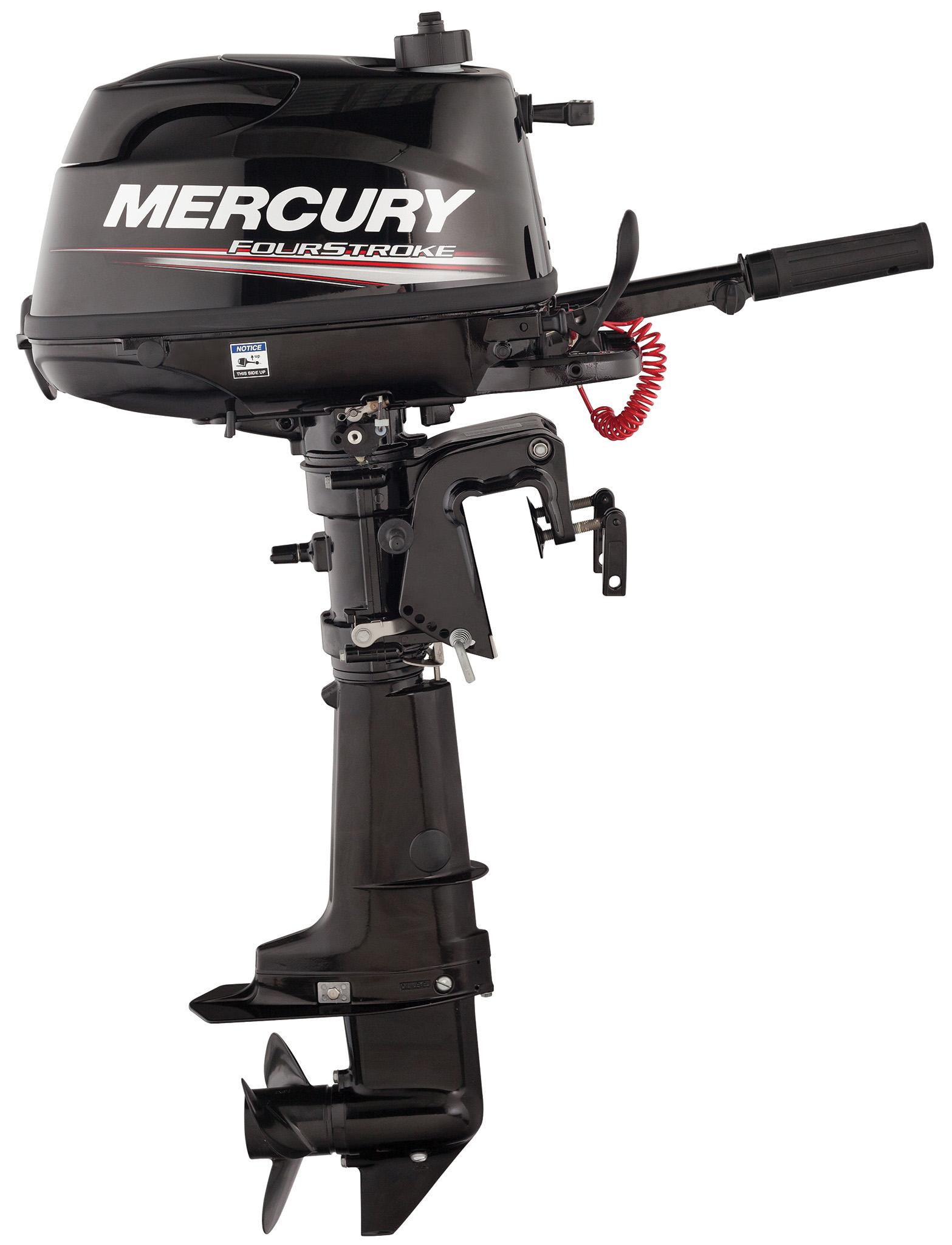 Mercury Außenborder 5,0 PS FourStroke MH