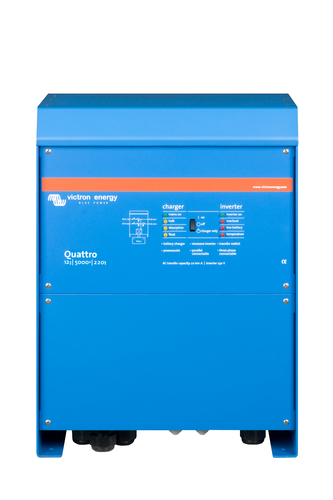 Victron Quattro 12/5000/220-100/100 230V VE.Bus