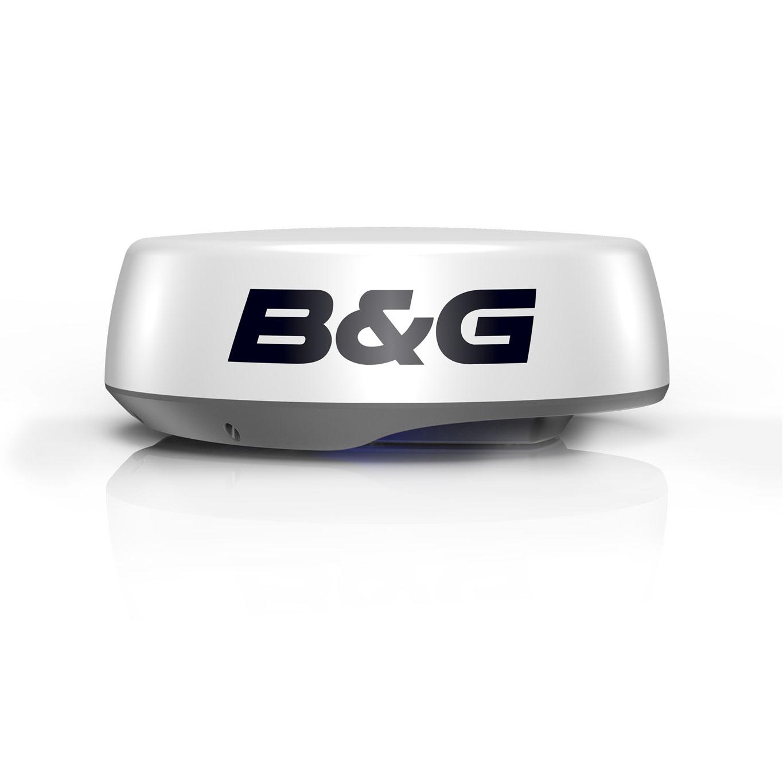 B&G HALO24 Puls-Kompressionsradar