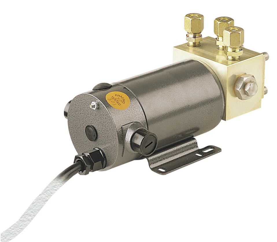 Simrad Hydraulikpumpe RPU300 (24V)