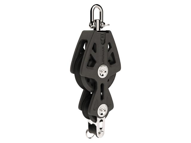 Lewmar Synchro Violinenblock mit Hundsfott (verschiedene Größen)