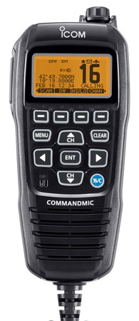iCom HM-195B kabelgebundenes Zweitbedienteil für IC-M506