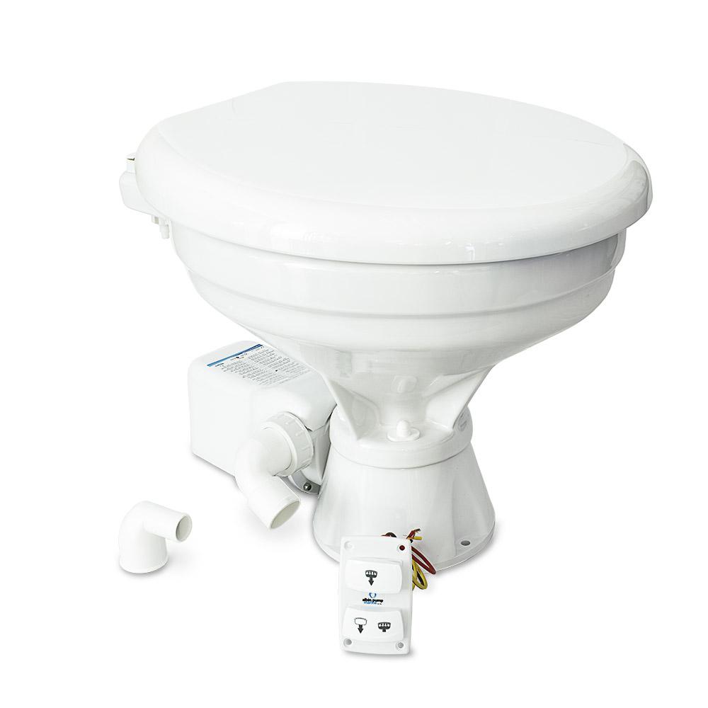 Albin Pump elektrische Bordtoilette comfort