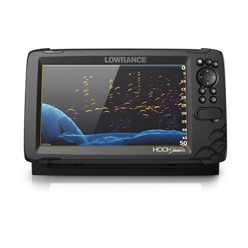 Lowrance Hook-9 Reveal HDI