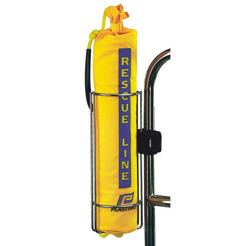 Plastimo Halterung für Rescue-Line oder zylindrische Teile, PlastiClip (ohne Rescue Leine)