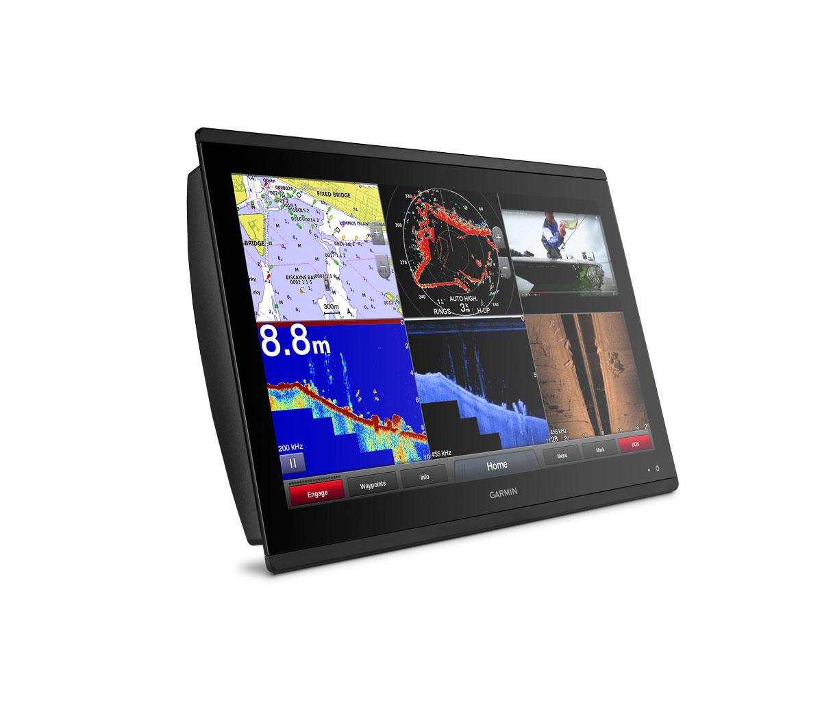 Garmin GPSmap 8422 Glassbridge MFD 22