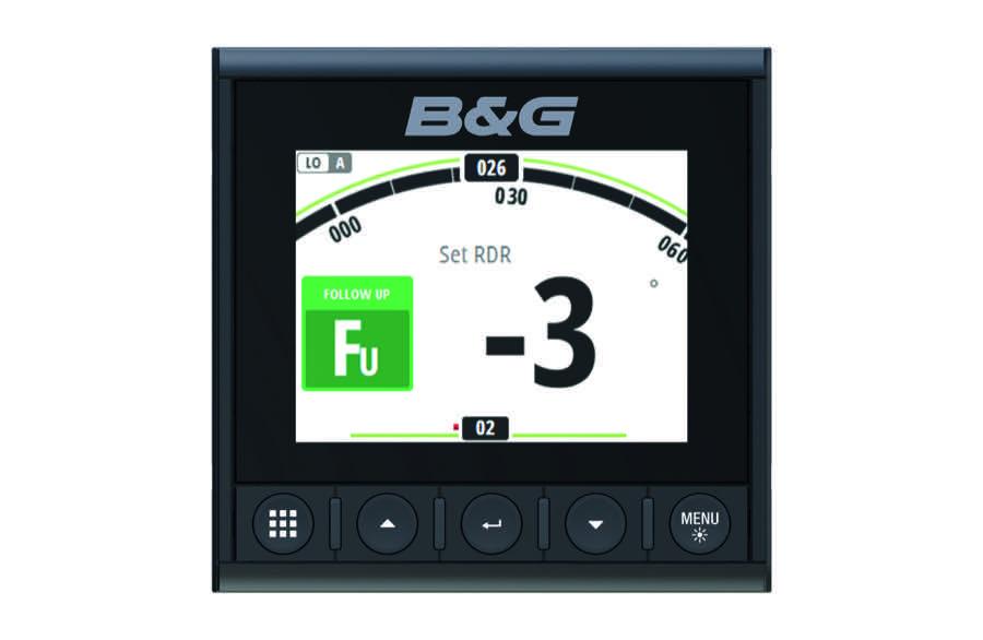 B&G Triton2 Instrument und AP Controller Set
