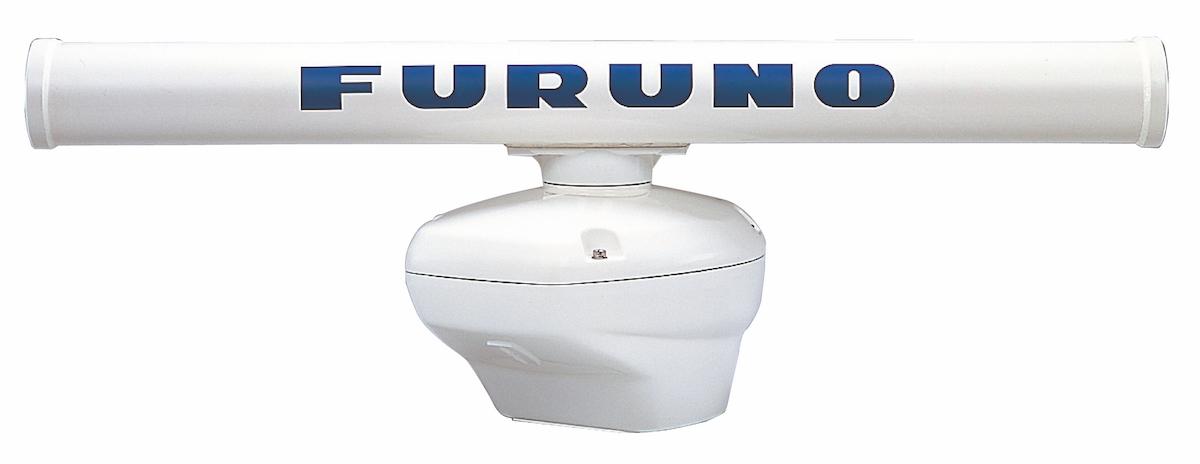 """FURUNO M-1945 Farb LCD Radar 10,4"""" 6,0kW Balken Anlage"""