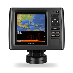 Garmin echoMap 52dv GPS Fishfinder mit DownVü (versch. Ausführungen)