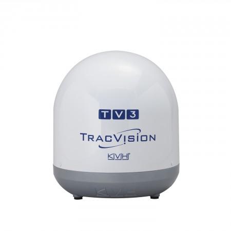 KVH Dummy-Dom TracVision TV3 Twin-LNB (Nur der Dom)