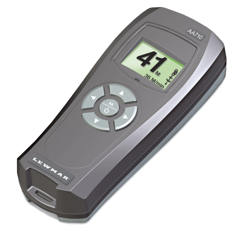 Lewmar Funkfernbedienung für Ankerwinden mit Kettenzähler AA710