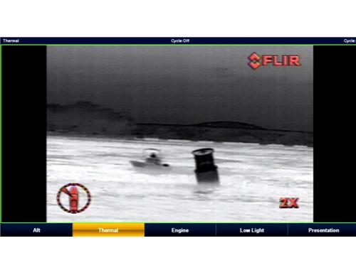 Raymarine T353 Thermal Wärmebildkamera (T70099)