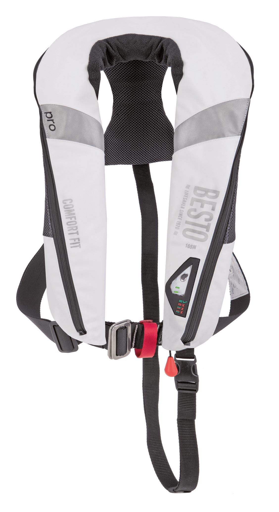 Besto Comfort Fit Pro 165N Rettungsweste weiss
