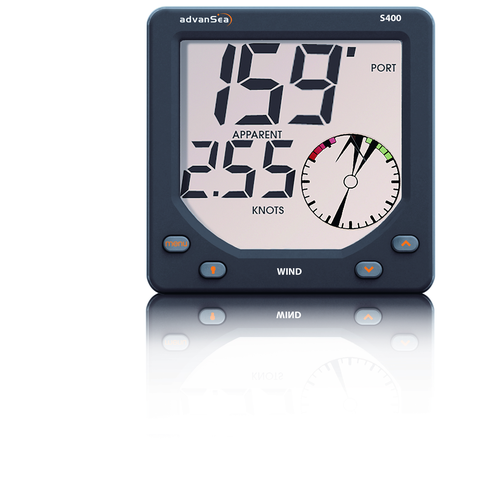 AdvanSea S400 WIND digital Anzeige einzeln