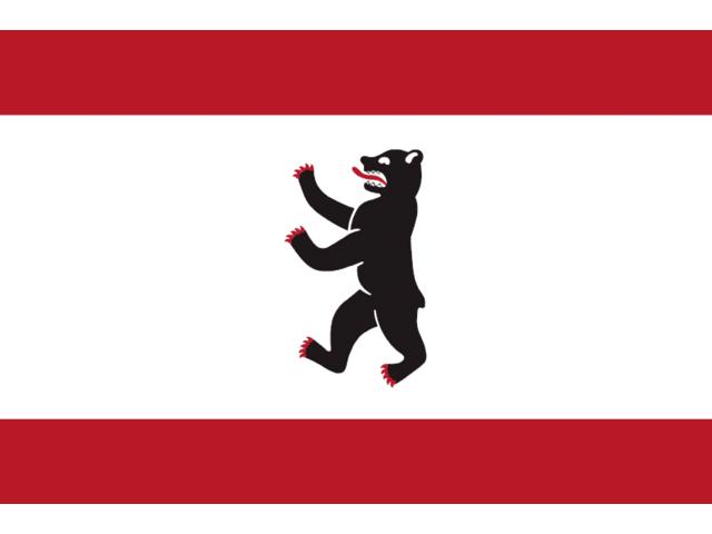 Talamex Flagge Berlin (verschiedene Größen)