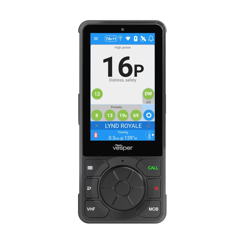 Cortex H1P kabelloses Handbediengerät für Cortex M1 und V1